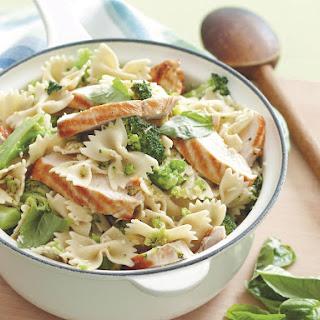 Healthy Chicken Broccoli Pasta Recipes.