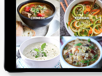 Soup Recipes – Soup Cookbook app 15