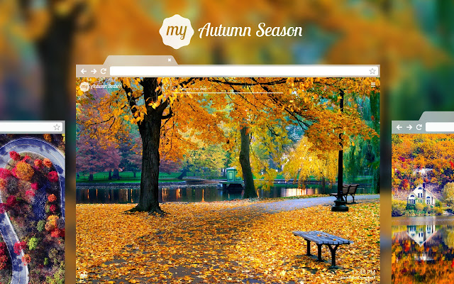 My Autumn Season Hd Wallpapers New Tab Theme