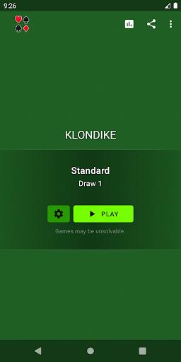 Solitaire - Free & Offline 1.0.6 screenshots 1