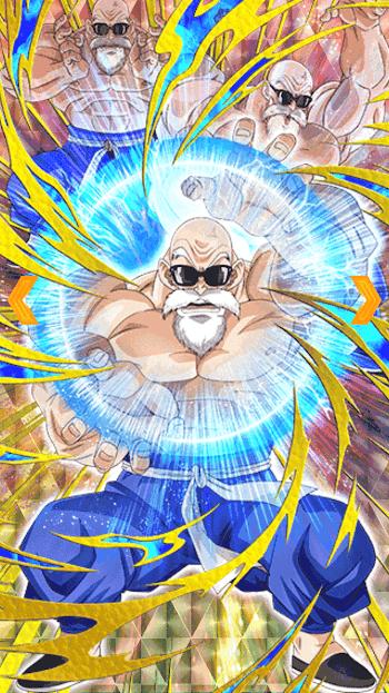 最大パワーの大技・亀仙人(MAXパワー)