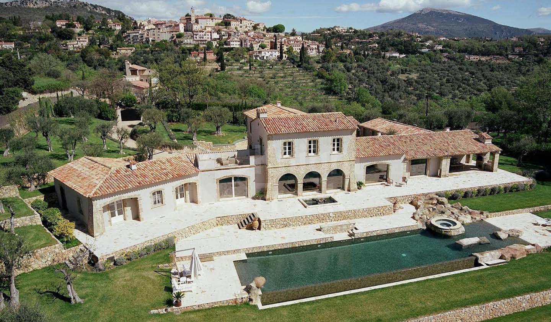 Villa avec terrasse Châteauneuf-Grasse