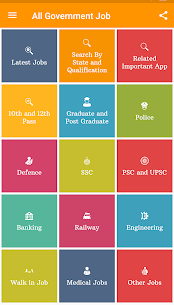 All Government Job App Download For Android and iPhone 2