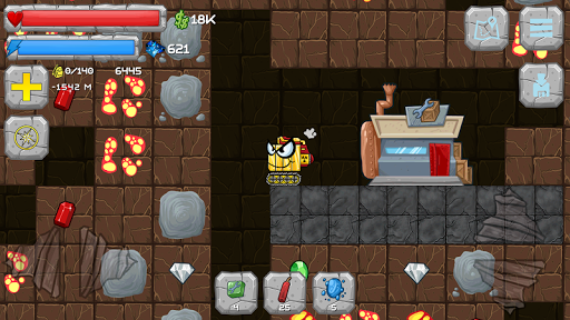 Digger Machine find minerals 1.9.4 screenshots 1