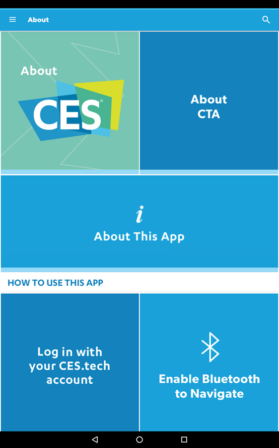 CES 2018- screenshot