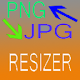 Jpeg png webp Resizer - NO ADS Download on Windows