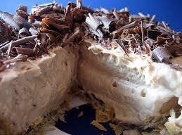 Vermont Peanut Butter Pie Recipe