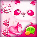 Pink Panda SMS icon
