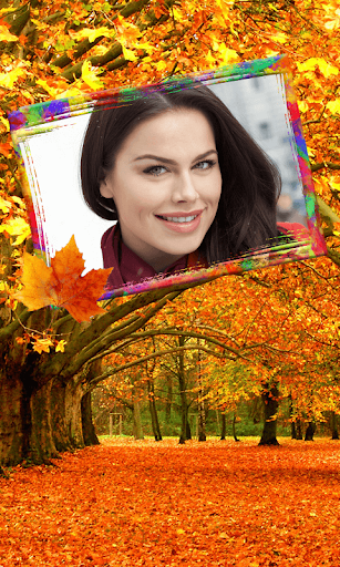 Free Autumn Photo frames