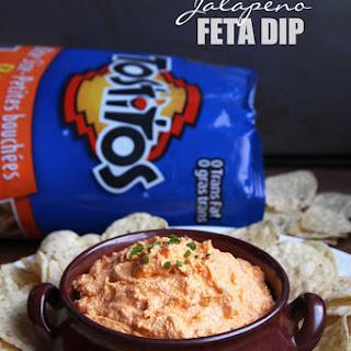 Creamy Jalapeno Feta Dip Recipe