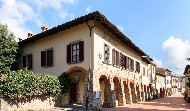 Villa avec terrasse Civitella In Val di Chiana