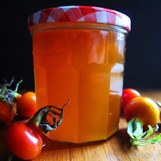 Rose Hip Jelly.