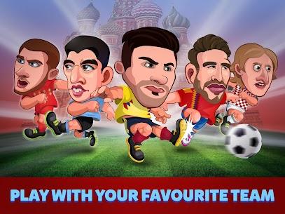 Head Soccer Russia Cup 2018: World Football League 8