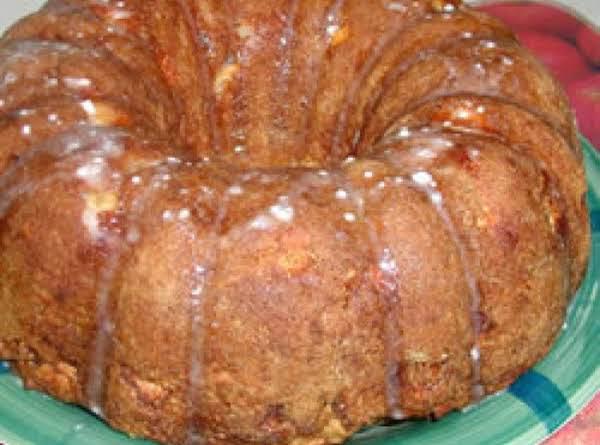 Apple Walnut Cake