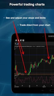 InterTrader – Trading App- screenshot thumbnail