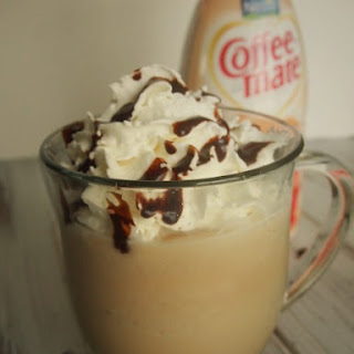 Frozen White Russian, Coffee-mate Style! (Giveaway!).