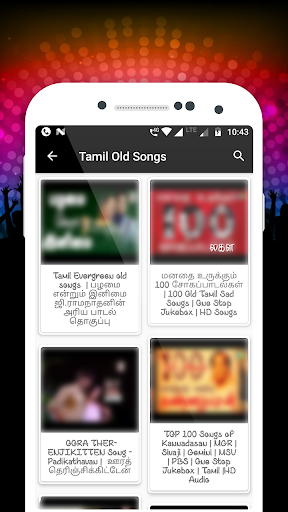 Download A-Z Tamil Songs & Music Videos 2018 Apk Latest