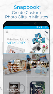 Snapbook: Print Photos & Gifts - náhled