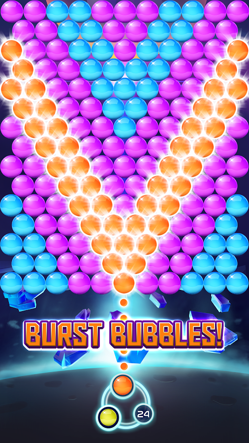 Space Bubble Blaster- screenshot