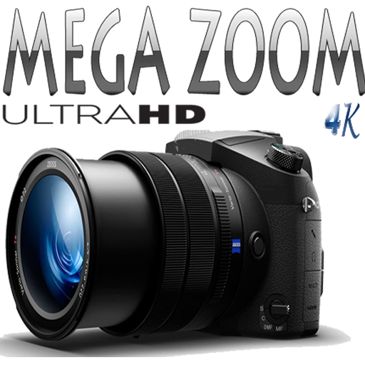 Super MEGA Zoom Full HD Camera