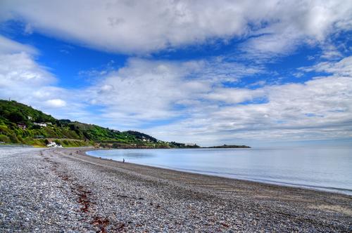 愛爾蘭打工遊學打工度假必去景點whiterock