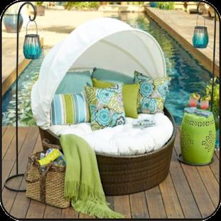 Backyard Patio Furniture Design - náhled