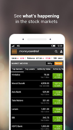 Moneycontrol Markets on Mobile 3.1 screenshot 237156