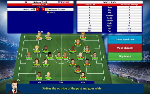 Club Soccer Director 2019 - Soccer Club Management 2.0.25 screenshots 24