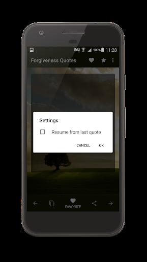 Forgiveness Quotes screenshot 18