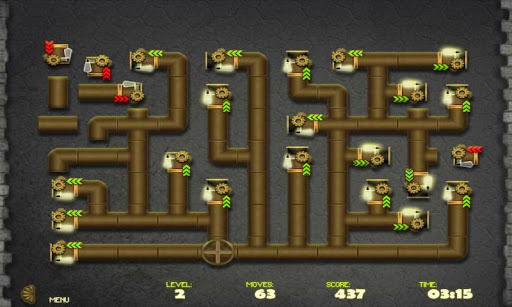 PipeOut Puzzle:Plumber