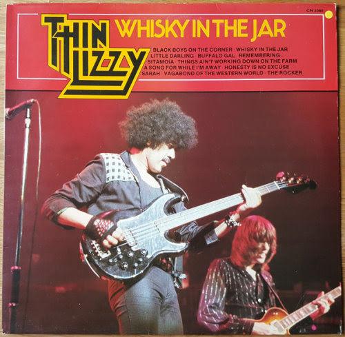 音樂天地:Thin Lizzy樂團的搖滾風格愛爾蘭民謠「Whiskey in the Jar」 @ PromLin的非主流部落 :: 痞客邦