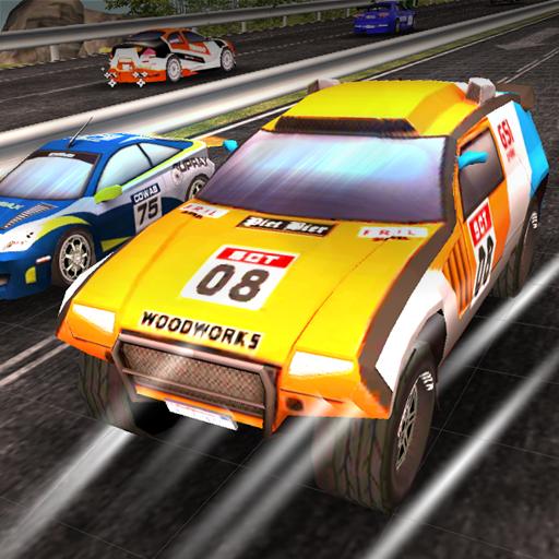 rally racing car rival