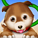 Tangle Dog 3D - 犬の散歩で脳トレ!暇つぶしパズルゲーム - Androidアプリ