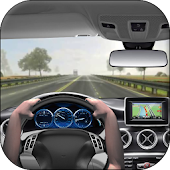 Highway Escape Rush - Endless Car Race Sim 3D