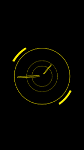 Future Watch face for SW2 Q15 screenshot 1