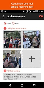 News by the People - náhled