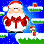 Christmas Santa Claus Adventure - Jump Game 2019 Icon
