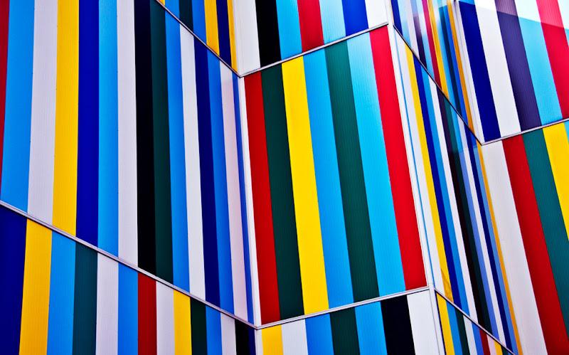 architettura a colori di antonioromei