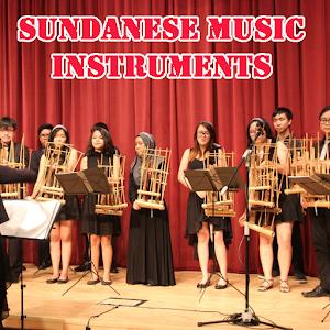 Sundanese Instruments Music