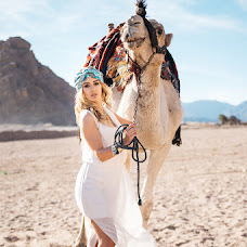 Wedding photographer Natalya Matlina (natalysharm). Photo of 29.04.2018