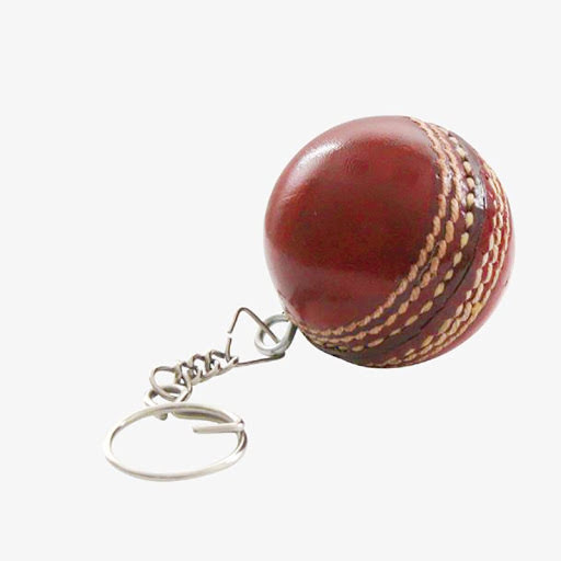 Cricket Themed Keyrings