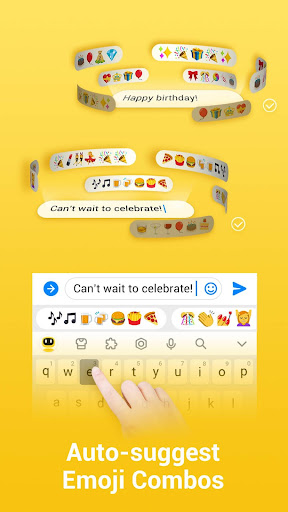Facemoji Emoji KeyboardGIF Keyboard Theme Screenshots