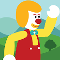 Clown Land Adventure Full icon