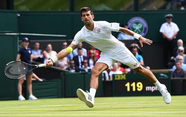 Djokovic is steeds gunsteling, maar nederlaag gee teenstanders hoop