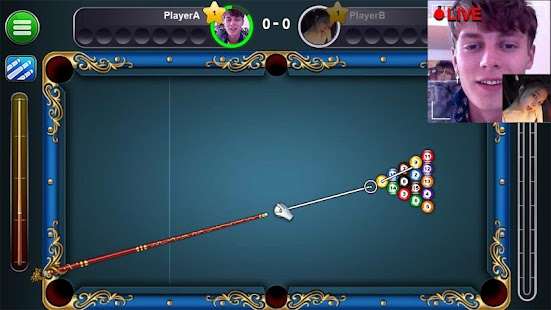 8 Ball Live Screenshot