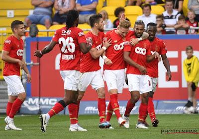 Le Standard ne jouera finalement pas à Knokke en Coupe de Belgique