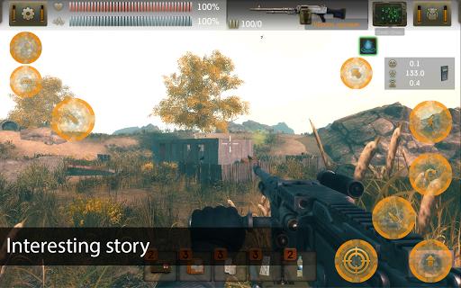 The Sun Origin: Post-apocalyptic action shooter 1.9.0 screenshots 8
