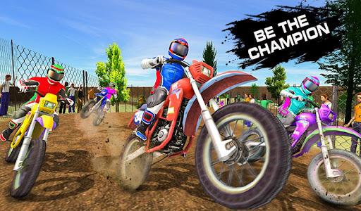 Dirt Track Racing 2019: Moto Racer Championship painmod.com screenshots 15