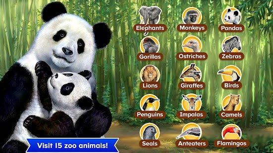 ABCmouse Zoo- screenshot thumbnail