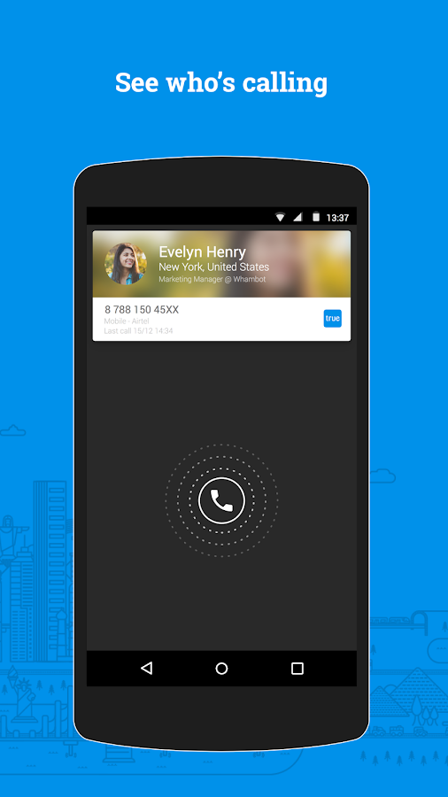 Truecaller - Caller ID & Block- screenshot
